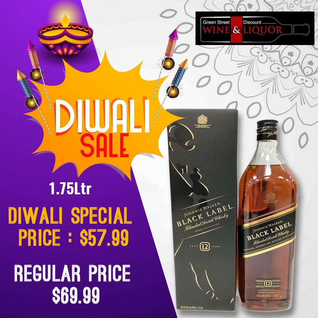 liquor diwali offer